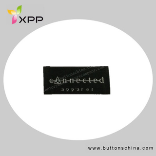 Collar Label Brand Label Woven Clothing