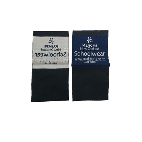 High Quality Fabric Label Garment and Cap