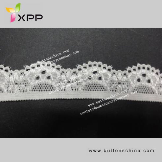 Elastic Tricot Lace for Lingerie