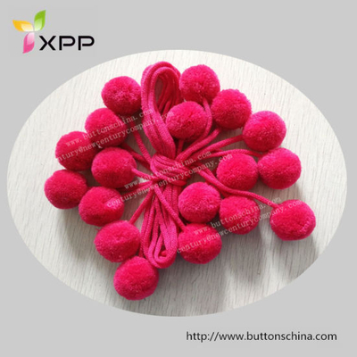POM POM Trim Ball Dyeable