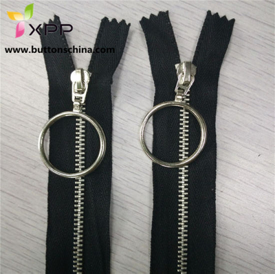 Metal Zipper O Ring Puller