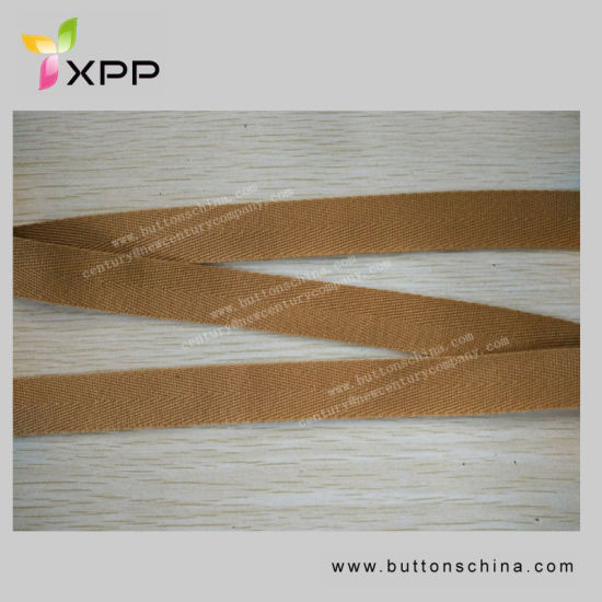 100% Cotton Tape Cotton Webbing Dyable Cotton Tape