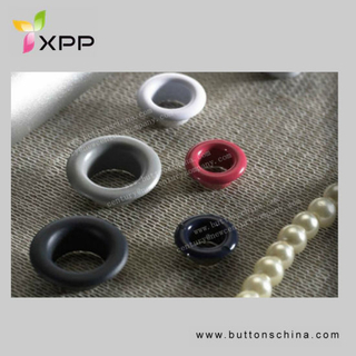 High Quality Metal Colorful Eyelet