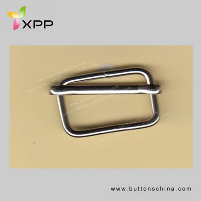 Metal Silver Buckle for Bag and Garment